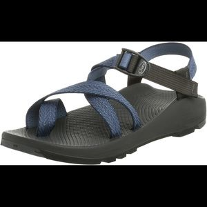 Chacos Sandals in Blue/Black